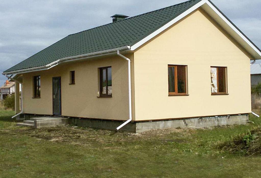 изображение Дом по проекту «СЕНА» 1