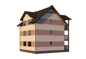 изображение фасады Проект «Голиаф»