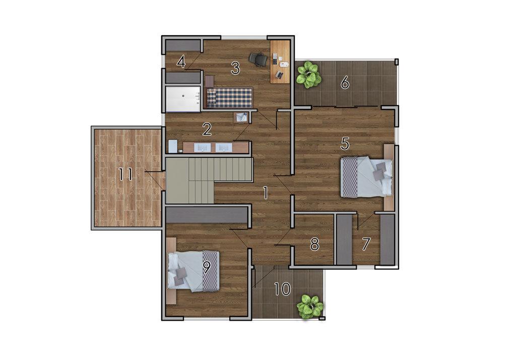 изображение второй_этаж Проект «Бора»