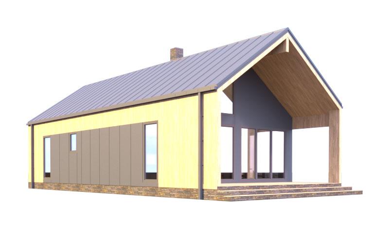 изображение фасады Проект «Осло»