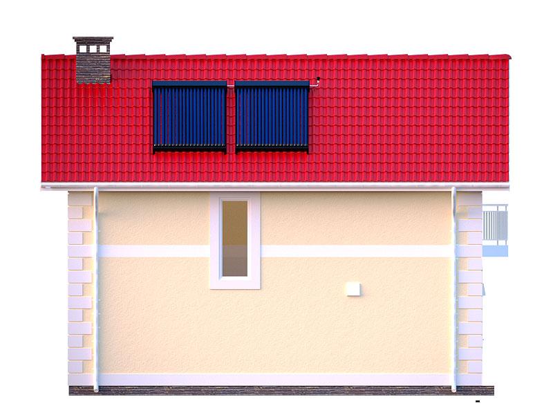 изображение фасады Проект «Янина»