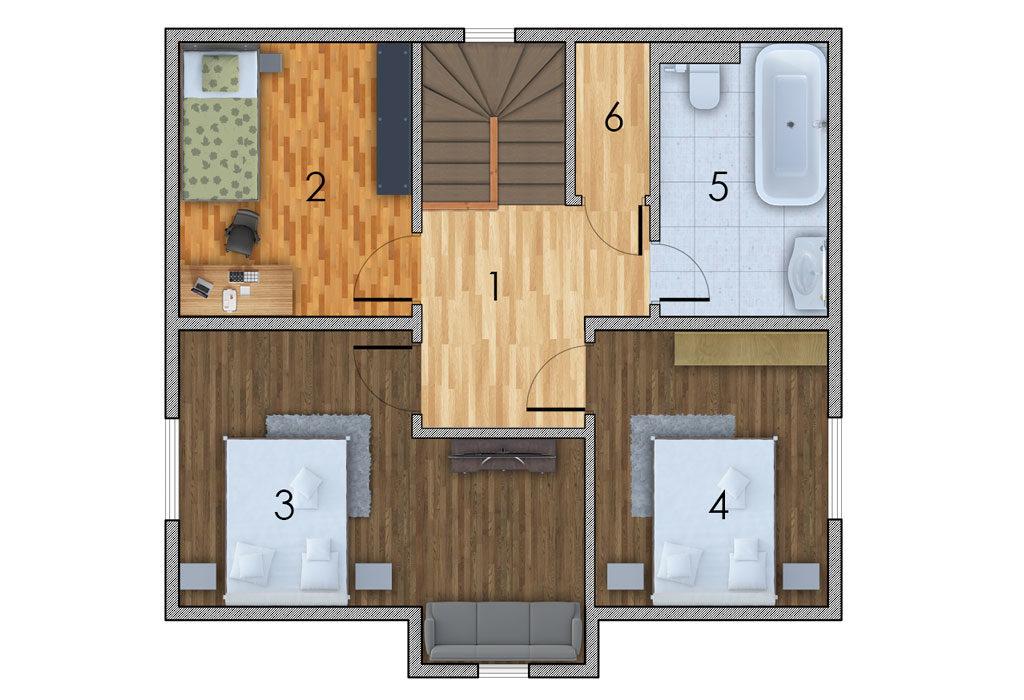 изображение второй_этаж Проект «Обитель»