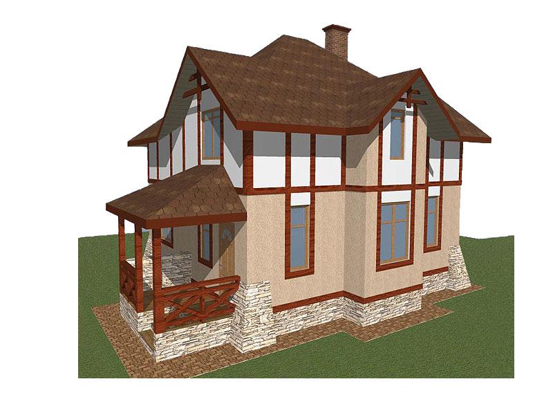 изображение фасады Проект «Обитель»