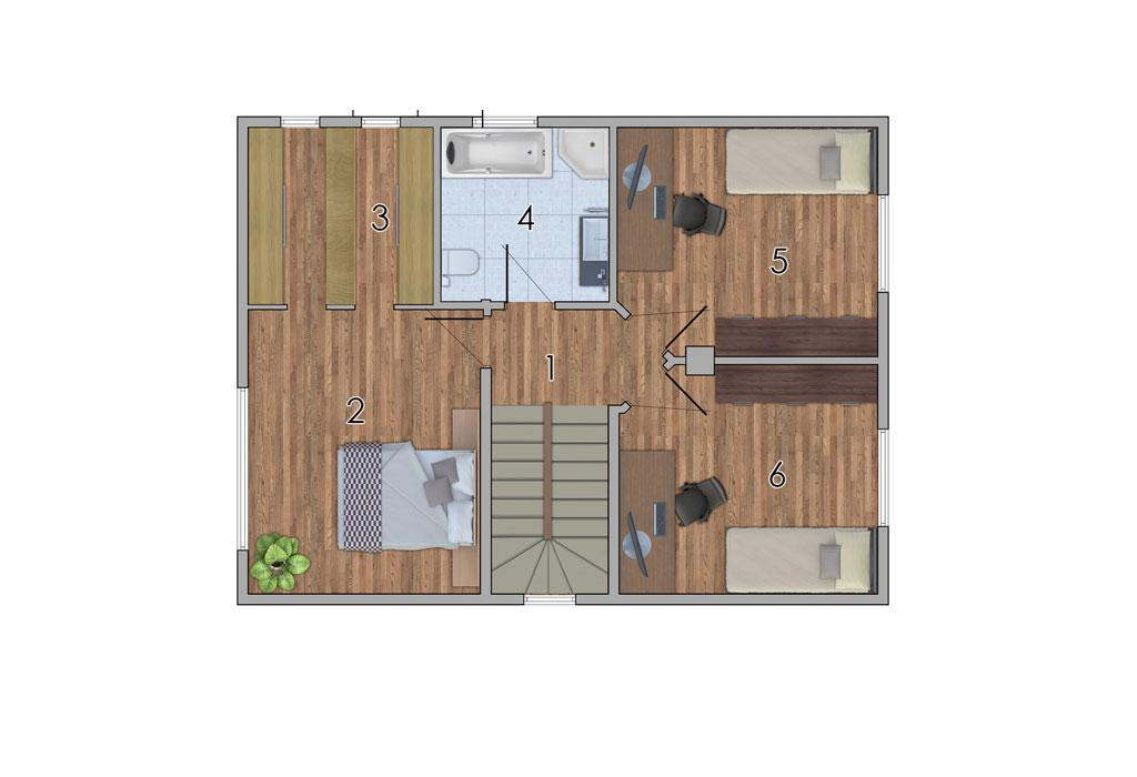 изображение второй_этаж Проект «Фэмели»