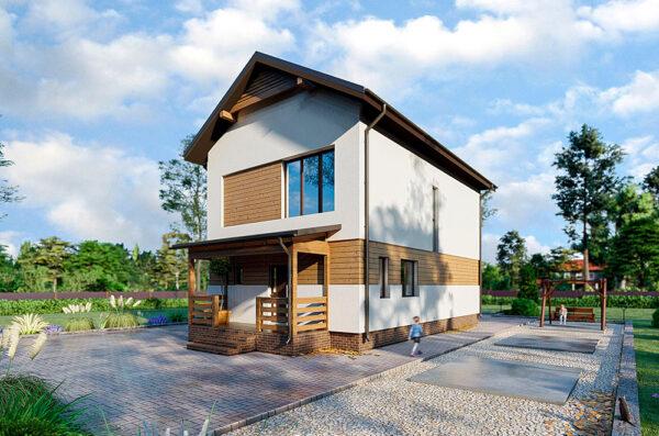 энергоэффективный дом Ассен