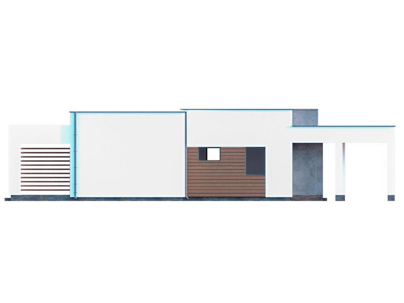 изображение фасады Проект «Зефир»