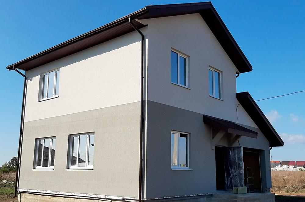 Будинок по технології СІП - Яніна 2