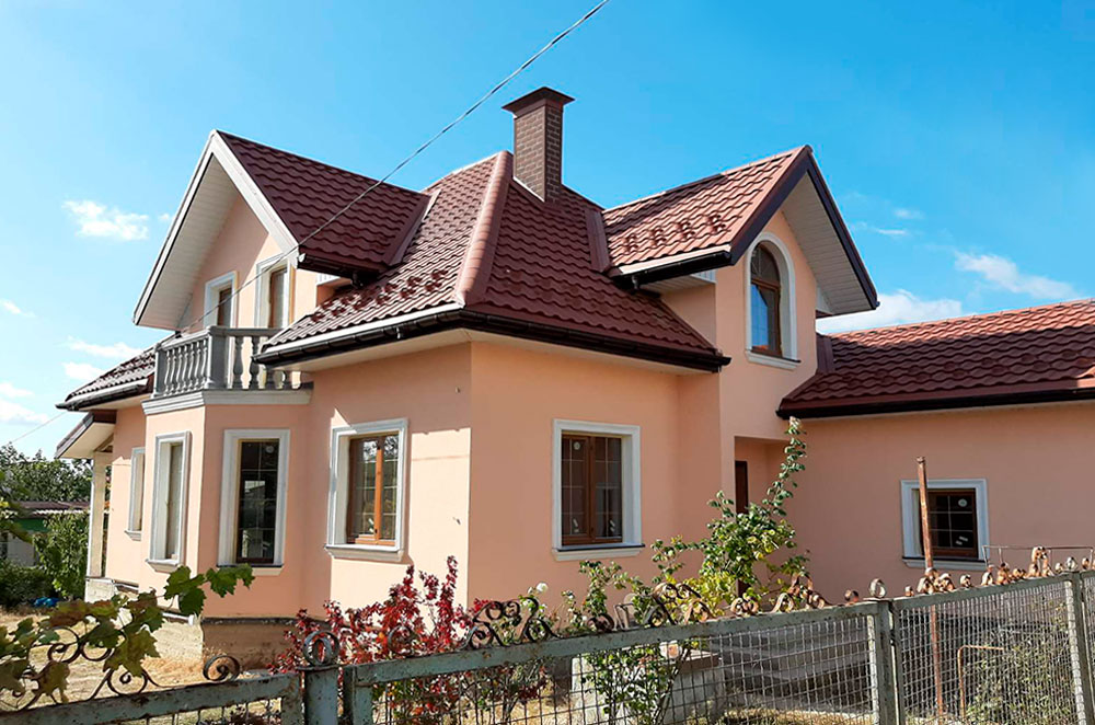 Каркасный дом Серсея