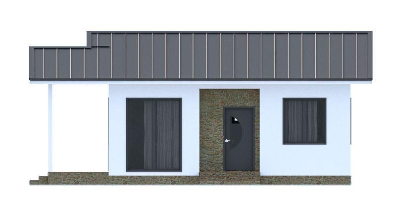 изображение фасады Проект «С142-19»