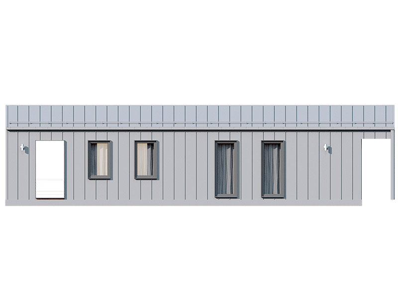 изображение фасады Проект «С166-19»