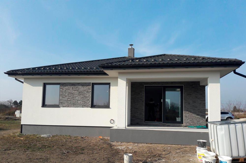 Будинок по проекту Бруно