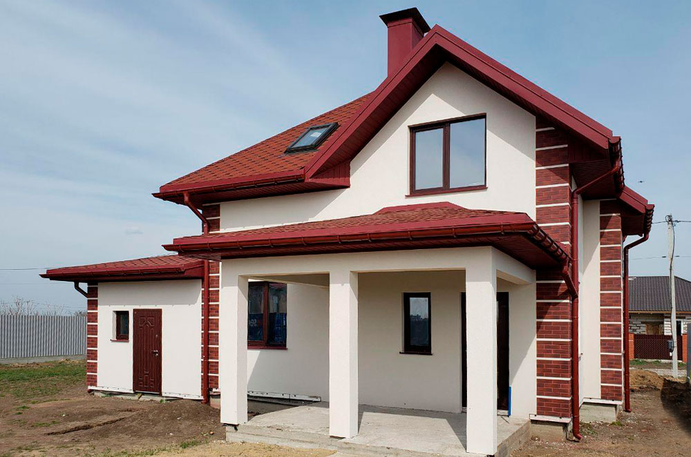 изображение House based on Client's design 2