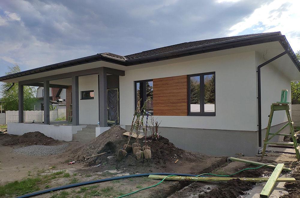 Дом по проекту Клиента