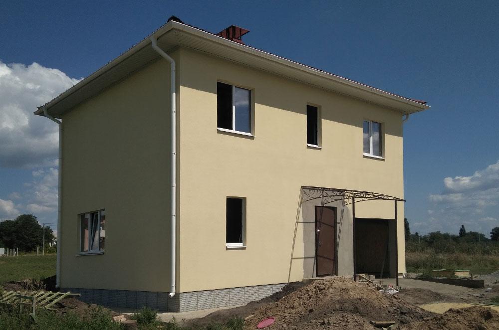 изображение Дом по проекту Клиента 1