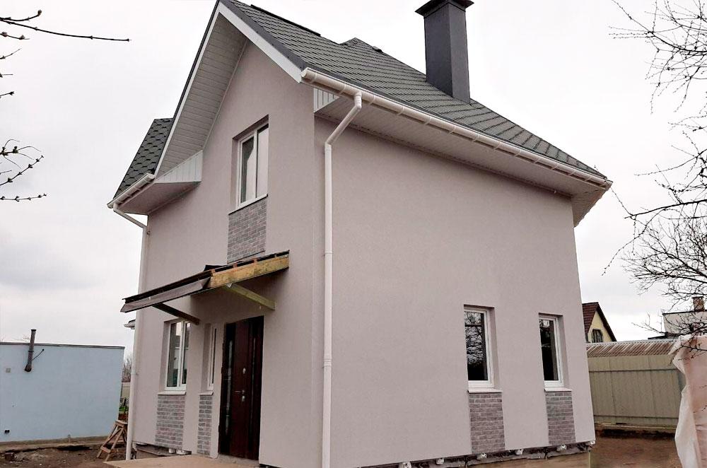 изображение House based on design Сentaur 2