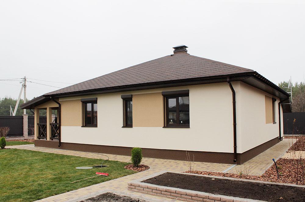 изображение Дом по проекту Луцион 2