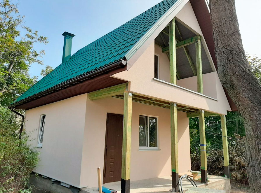 изображение Дом по проекту Малый 2