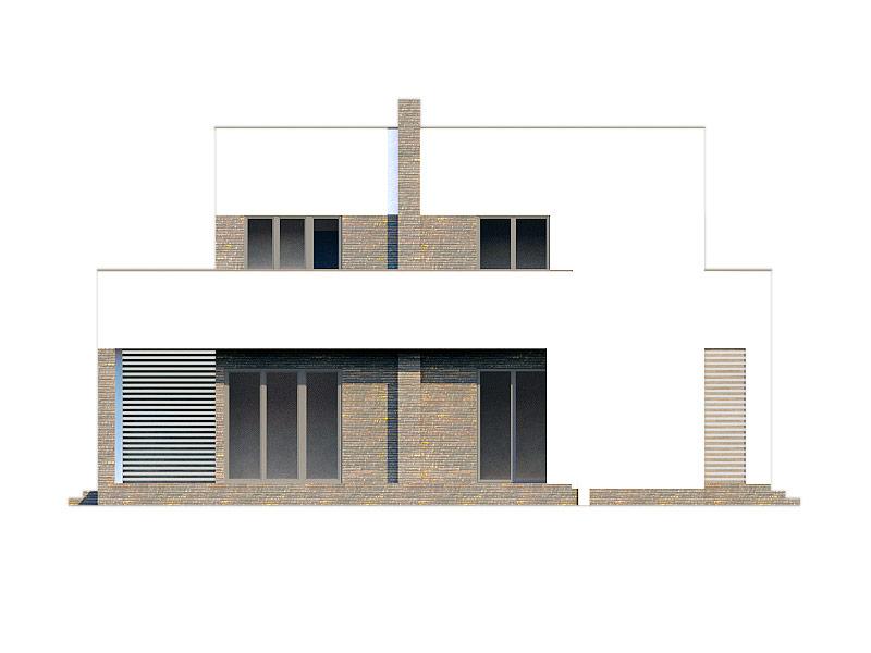 изображение фасады Проект «Мельбурн»