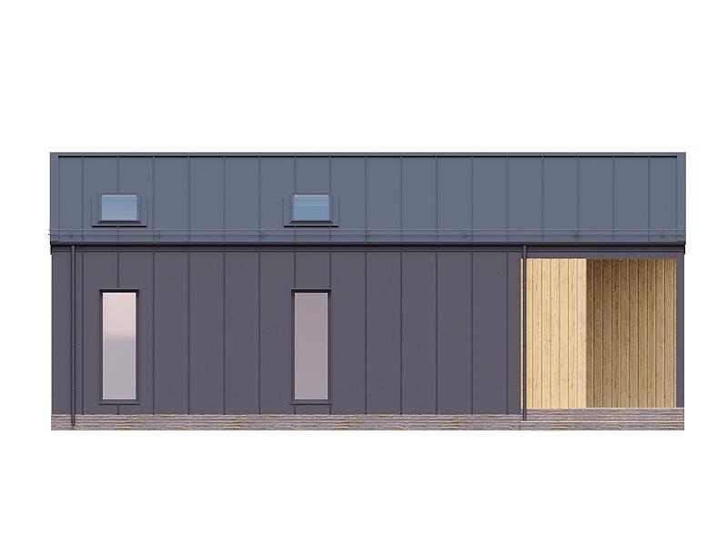 изображение фасады Проект «Алпайн»