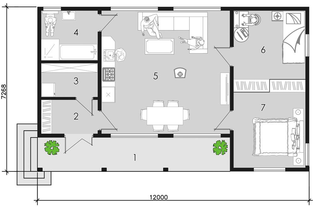 изображение первый_этаж Проект «Ельба»