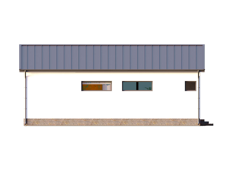 изображение фасады Проект «Ельба»
