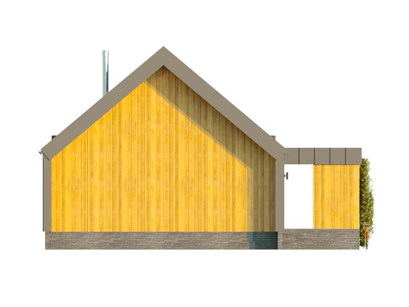 изображение фасады Project Gorn