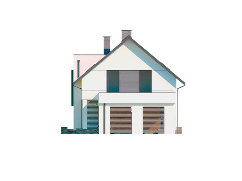 изображение фасады Проект «Берта»