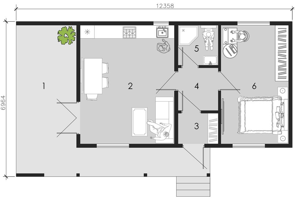 изображение первый_этаж Project Gorn