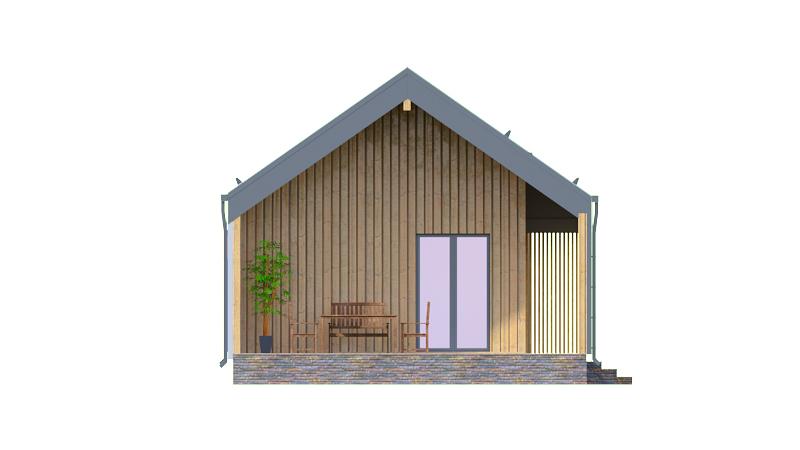 изображение фасады Проект «Горн»