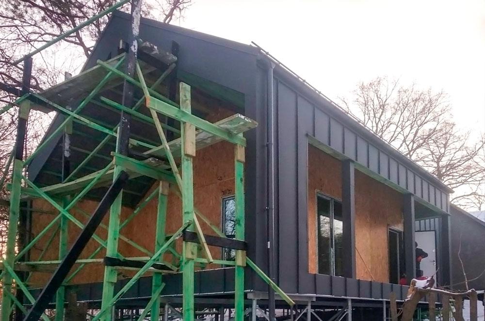 изображение Будинок по проекту Горн 2