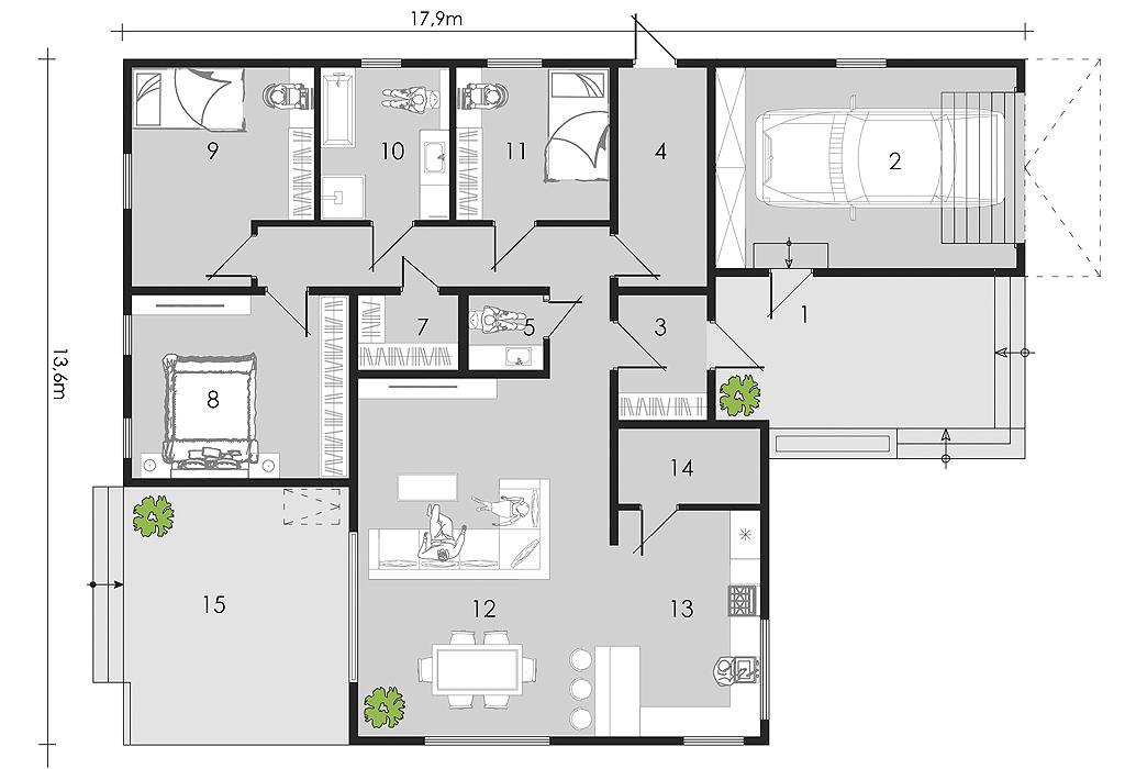 изображение первый_этаж Проект «Севилья»